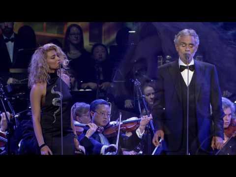 The Prayer - Andrea Bocelli x Tori Kelly (live in Seattle)