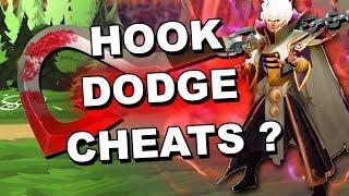 Dota 2 Cheats: HOOK auto-dodge + MANY HACKS, WTF with VAC?