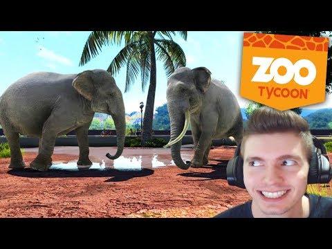 O INICIO do MEU ZOOLÓGICO!!! - Zoológico do Lipão #01