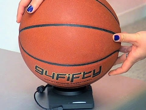 """Smart basketball"" aims to step up every…"