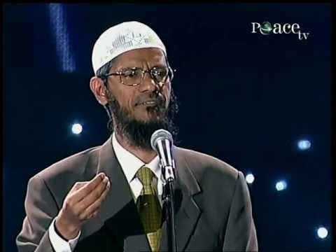 ISLAM - The Sloution for Global PEACE AND UNITY - By Dr. Zakir Naik (Part 1 of 2)