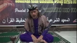 Gus Nuril Kawal Keadilan Kendeng