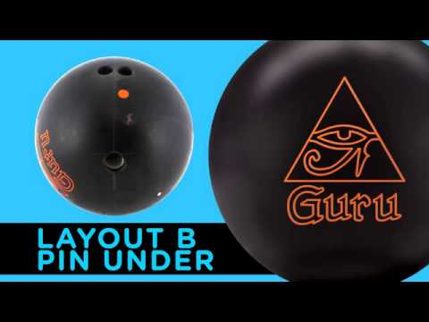 Radical Guru Bowling Ball Reaction Video