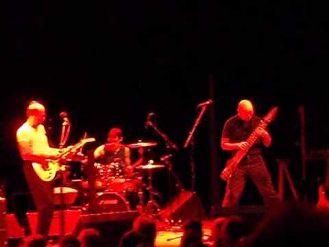 Adrian Belew, Tony Levin, Pat Mastelotto - Indiscipline (King Crimson), Boulder Theater 10/11/11