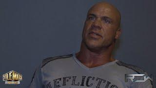 Kurt Angle on WWE Return, AJ Styles Better than Shawn Michaels?