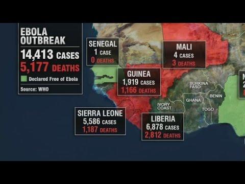 Economist: Ebola hurting Africa's economy