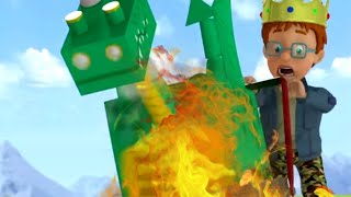 Fireman Sam ⭐️The Fire Dragon ! 🐲 Fire Rescue | Best Rescue Compilation 🔥Kids Movie