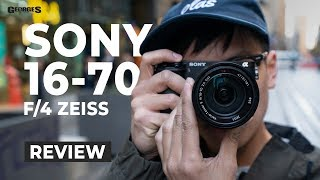 Sonys Best E-Mount Zoom Lens? Sony 16-70mm F4 Zeiss Review by Georges Cameras