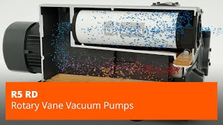 R 5 RD Series Rotary Vane Vacuum Pumps – Busch Vacuum Pumps and Systems