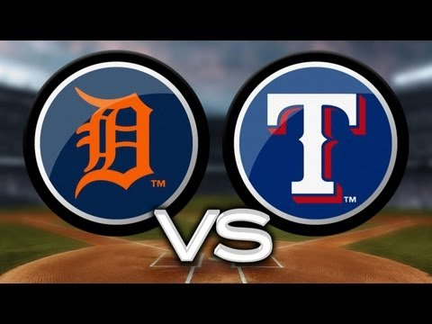 5/17/13: Tigers follow Porcello's lead, nip Rangers