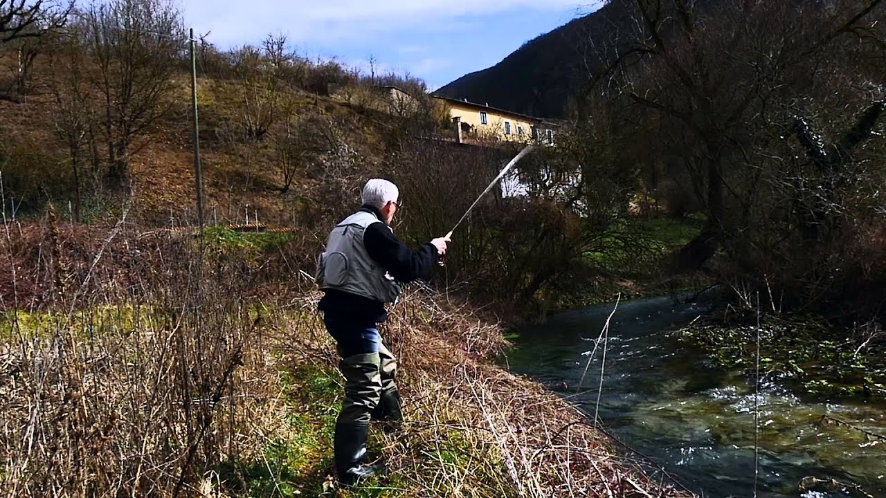 Apertura Pesca Trota Apertura Della Pesca Alla