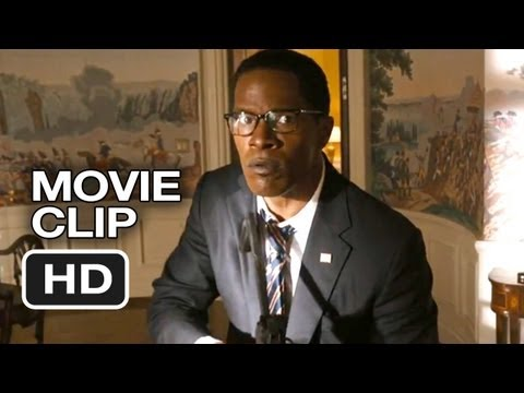 White House Down Movie CLIP - Shoot Him (2013) - Jamie Foxx Movie HD