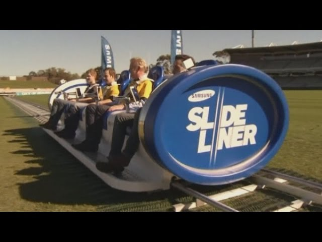 New seats on rails for Australian rugby matches