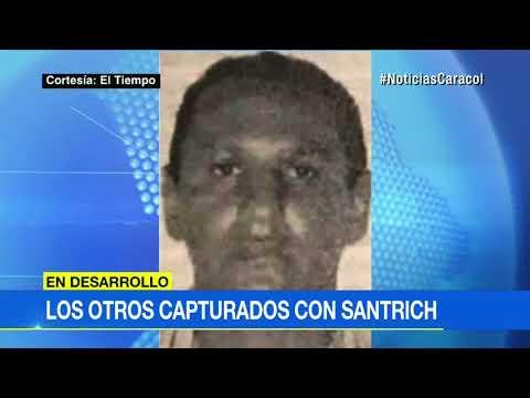 Papá de Carolina Gómez, sobrino de Iván Márquez y un abogado, los detenidos junto a Santrich