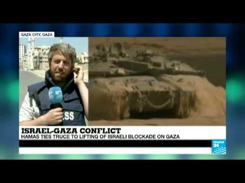 Hamas ties truce to lifting of Israeli blockade on Gaza