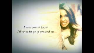 Keshia Chanté - I Miss U Lyrics HD