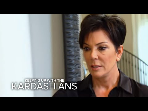 Kris Jenner Breaks Down Over Loss of Bruce | KUWTK | E!