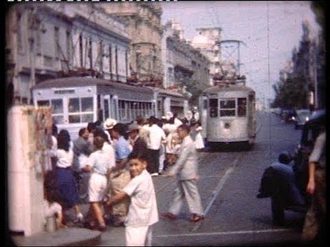 Lima, Peru, a fines de los años 40
