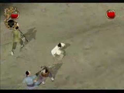 Crouching Tiger Hidden Dragon Jen Scene 5
