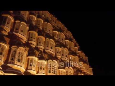 Jaipur, India | Hawa Mahal | Pink City Jaipur | Rajasthan Tourism - India
