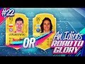 YOU CHOOSE MY NEW TEAM!!! AN IDIOTS FIFA 19 ROAD TO GLORY!!! Episode 22