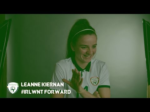 #IRLWNT Interview | Leanne Kiernan looks ahead to positive 2018