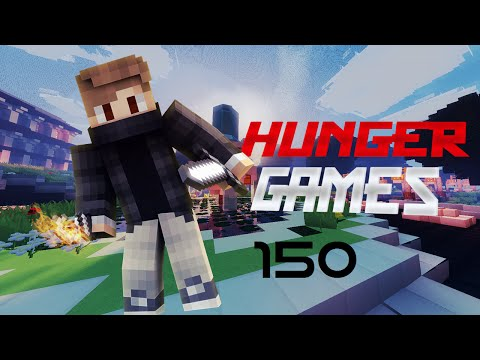 Minecraft Hunger Games Episode 150: The Dream Crew!