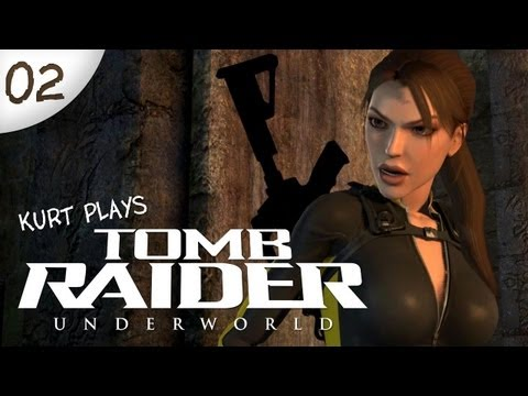 Tomb Raider: Underworld - E02 - Tentacles in a Bind