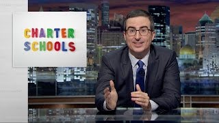 Charter Schools Last Week Tonight with John Oliver HBO