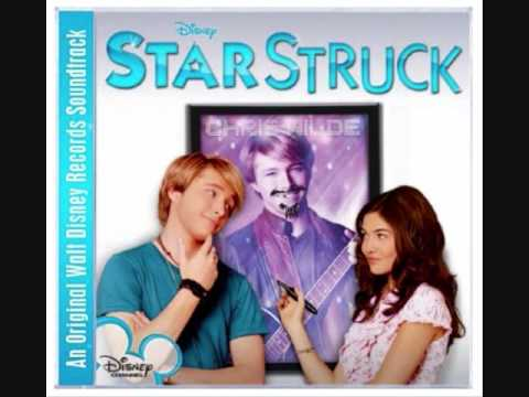 Sterling Knight & Anna Margaret - Something About The Sunshine W  Lyrics (starstruck Soundtrack) video