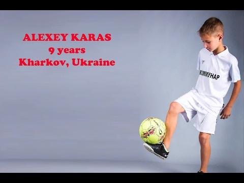 #15 New MESSI in Ukraine / Alexey KARAS