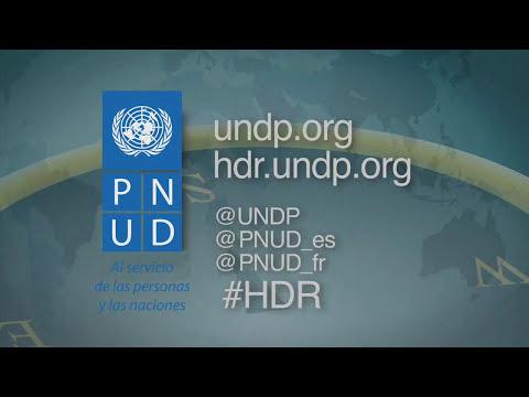 Informe sobre Desarrollo Humano 2013   hdr undp org es    #IDH
