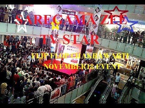 "SAREGAMA STAR ""FLIP FLOP CHAKRAWARTI"" EVENT DATER 30/11/2018"