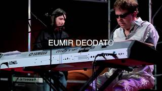 Eumir Deodato & Euro Groove Department - Super Strut Live @ Arona, Italy (2011)