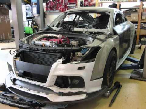 Auto Racing Nascarcom on Auf Einer Rohkarosserie Teil 1 Aufbau Audi Tts Teil 1 Muggianu Racing