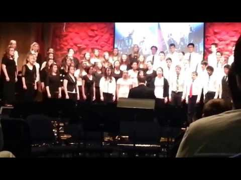 Faith Christian School, Lafayette, IN Medley of Les Miserables - 05/04/2013