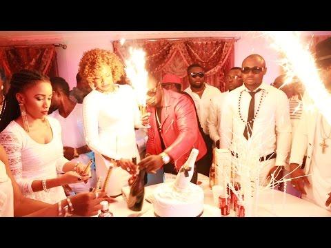 Kay Ebony All White B'day Party 2014 video