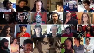 Levi vs Kenny - Reaction Mashup - Attack On Titan Season 3