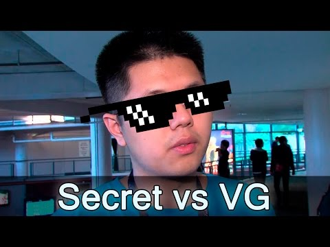 Classic EternalEnvy — Secret vs VG