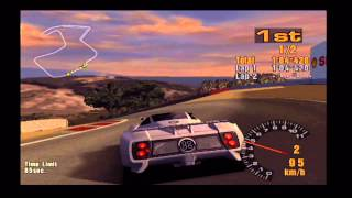 Gran Turismo 3 Demo (OPS2M Demo 05 SCED-50140) Gameplay