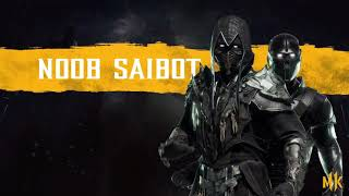 Mortal Kombat 11 Official Noob Saibot Reveal Music