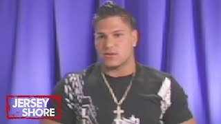 Jersey Shore Cast Reacts To Ronnie's OG Casting Tape | Jersey Shore: Family Vacation | MTV