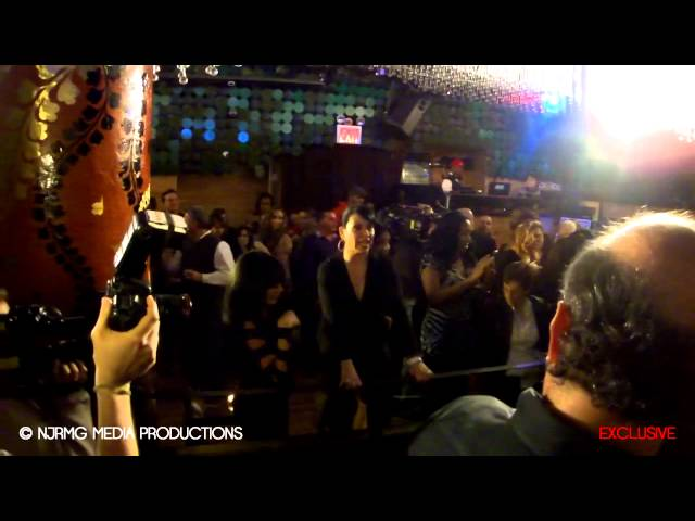 Book Release Party in NYC For Mob Wives Star Karen Gravano. Footage by NJRMG Media Productions.