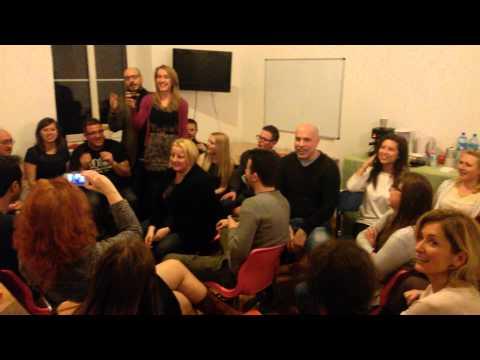 Italian Language Cafè - Włoskie Spotkanie Wroclaw - Meeting With Italians - Italian Meeting Wroclaw