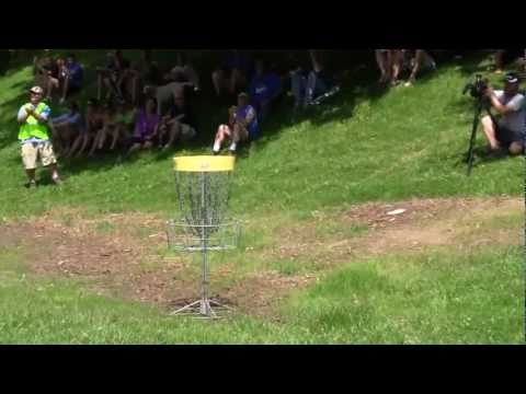 2011 Urban Skins Disc Golf Asheville Part 1