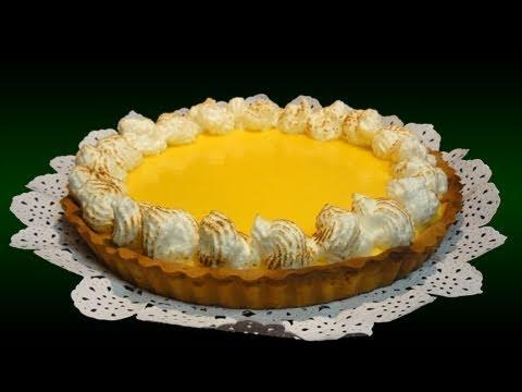Tarta de limón - Lemon cake