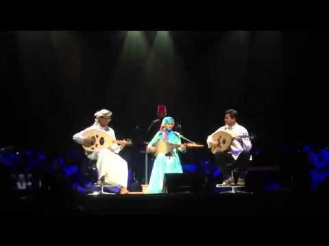 Fauziah Gambus,ismahairie&yafae - Zapin Delima video