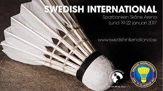 Шведский Мастерс : Де Круз