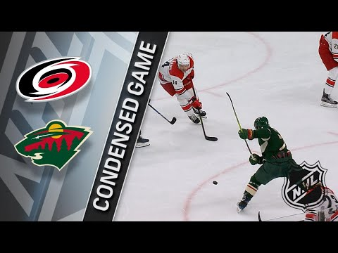 03/06/18 Condensed Game: Hurricanes @ Wild