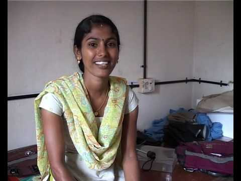South Indian Girl - Tailor video